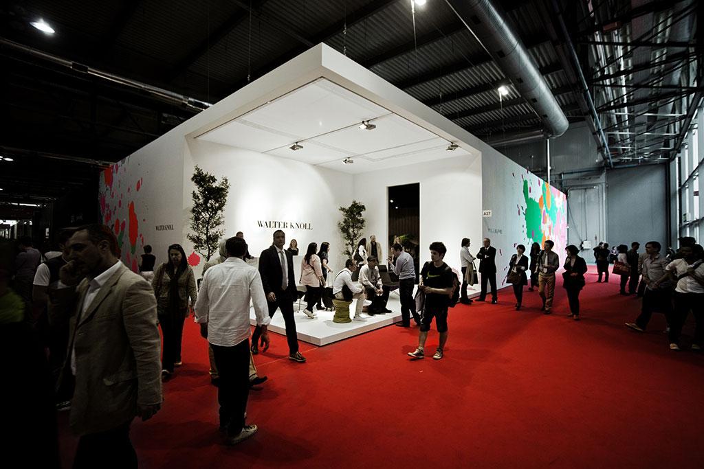 walter knoll ag & co. kg konzept und ausstellungsgestaltung salone internazionale del mobile mailand italien 2011