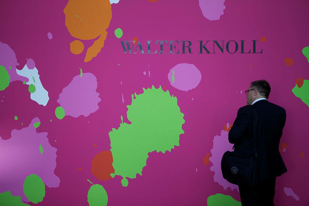 walter knoll die farbfelder können auslöser für eigene kreativprozesse sein