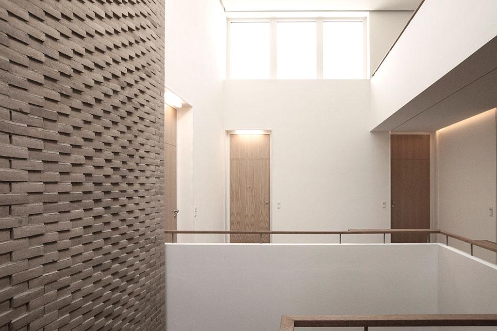 Wandrelief impulse pallottiner 22quadrat - Mmz architekten ...